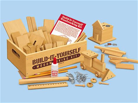 woodwork kits build it yourself woodworking kit at lakeshore learning