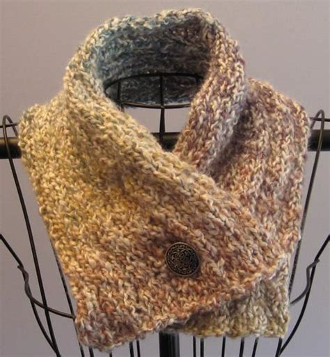 Neck Warmer Knitting Patterns A Knitting