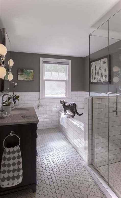 bathrooms with subway tile ideas 25 best ideas about tile bathrooms on subway