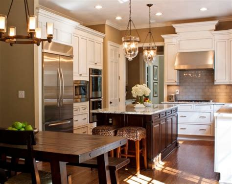 modern traditional kitchen ideas a look at traditional contemporary kitchens