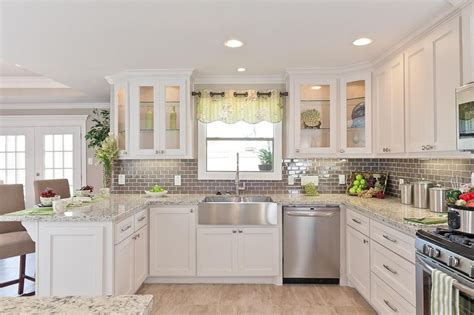 white kitchen cabinets with stainless steel appliances white kitchen cabinets with stainless appliances kitchen