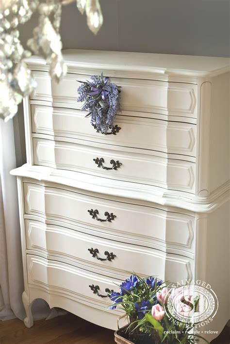 painted provincial bedroom furniture classic provincial dresser restyled with