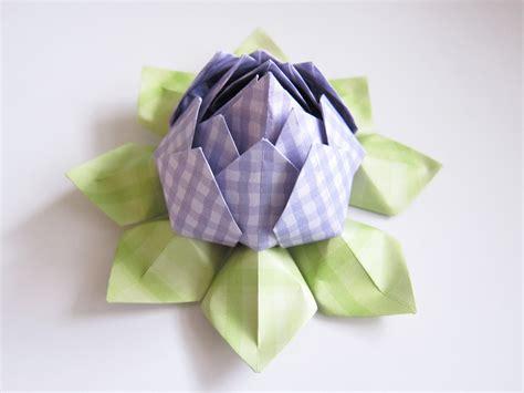 origami lotus flower tutorial origami lotus flower tutorial cozy conspiracy