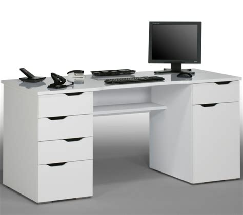 white office desk furniture white computer desk suits your home office furniture and