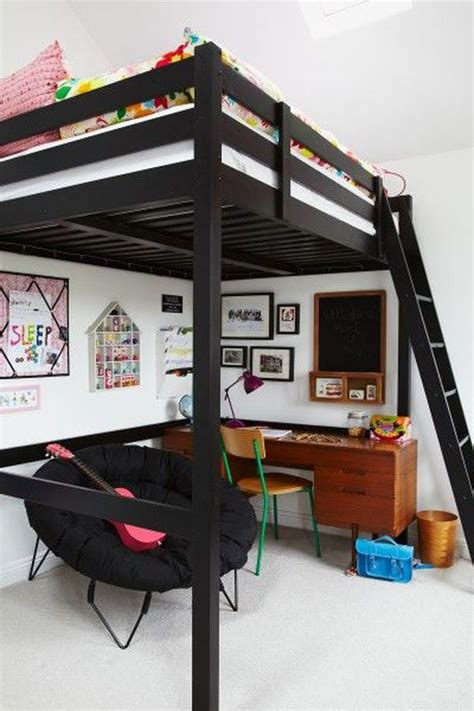 loft bed ideas for small rooms best 25 loft bed ikea ideas on loft bed