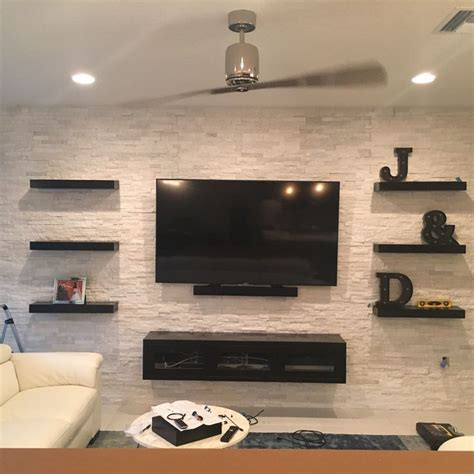 wall mounted entertainment shelves 25 best ideas about tv wall shelves on