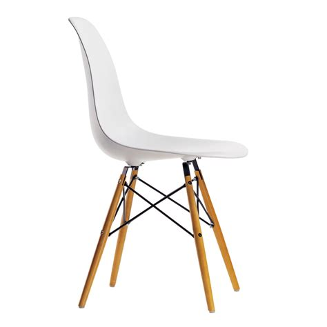Eams Chair by Eames Plastic Side Chair Dsw Connox