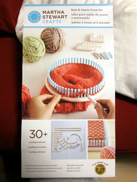 martha stewart knitting loom patterns pin by on knitting loom patterns and