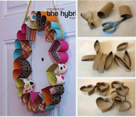 recycled toilet paper roll crafts recycled toilet paper rolls crafts with