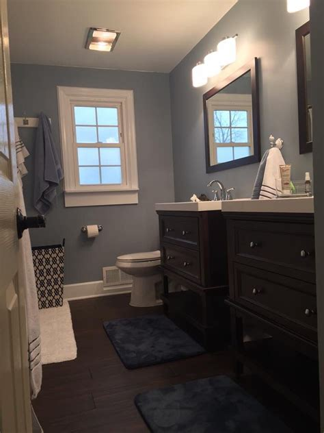 bathroom ideas paint 25 best ideas about blue bathroom paint on
