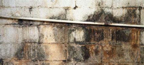 basement wall leak repair how to clean up after a basement leak doityourself