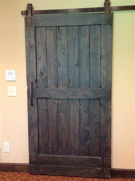 sliding door barn style vintage sliding barn door custom made to fit your style
