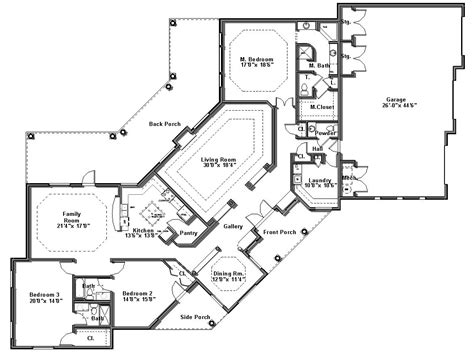 custom home building plans desert home drafting floor plans