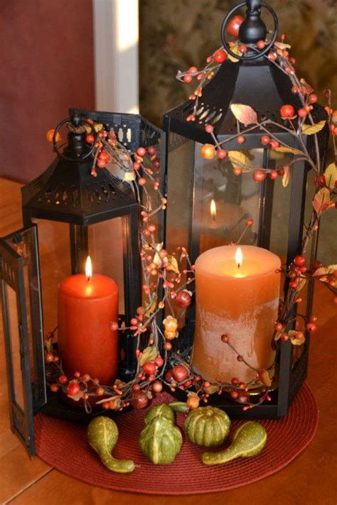 indoor fall decorations 50 fall lanterns for outdoor and indoor decor best