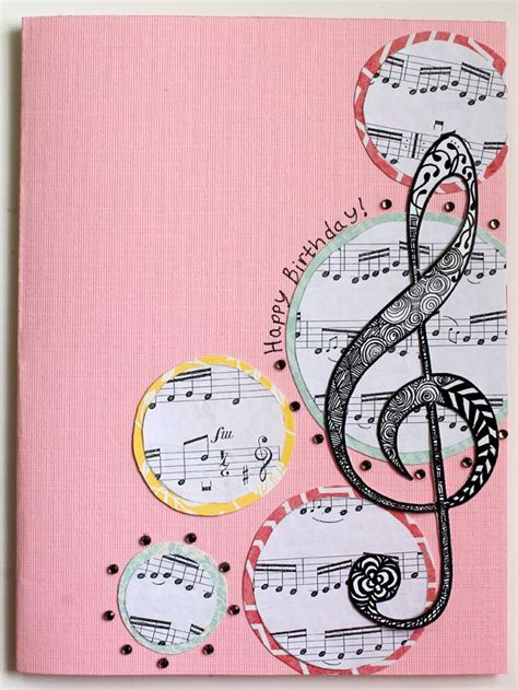 how to make a musical card 1000 images about quilling musical notes instrumental