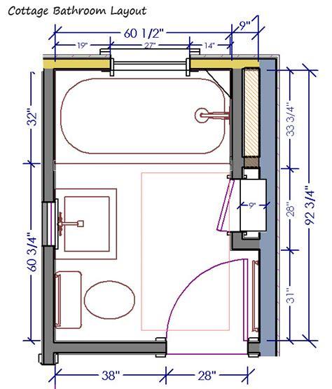 bathroom layout designs cottage bathroom archives page 3 of 3 design