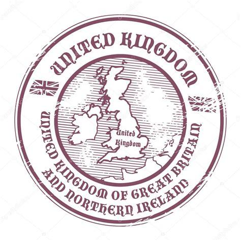 United Kingdom St Stock Vector 169 Fla 16908749