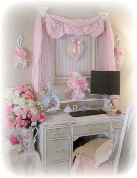 s home shabby chic office
