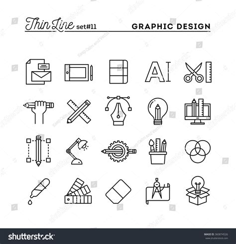 shutter design software graphic design creative package stationary software stock