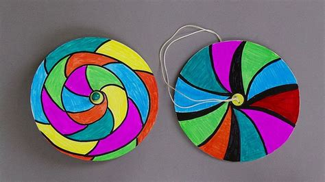 how to make easy paper crafts how to make paper spinners easy paper crafts for my
