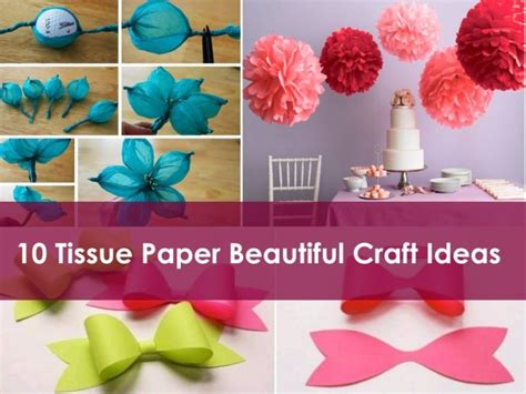 tissue paper ideas crafts 10 easy popsicle stick crafts ideas k4 craft