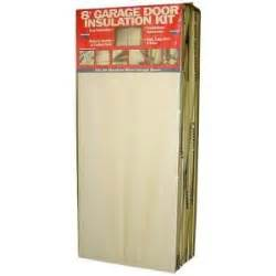 home depot garage door insulation 52 insulfoam garage door insulation kit 8 ft garage door