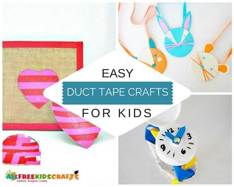 easy duct crafts for what to make with duct 90 easy duct crafts for