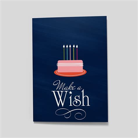 how to make wishing cards make a wish birthday by cardsdirect