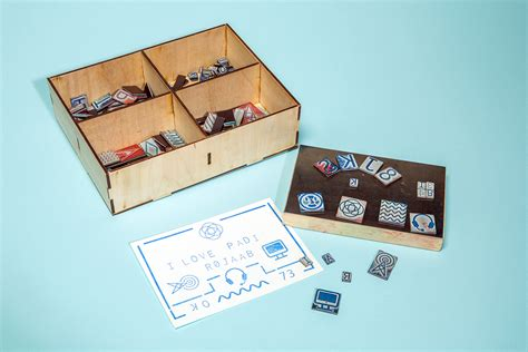 how to make qsl cards diy qsl card kit on behance