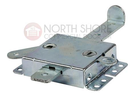 locking garage door universal garage door locking side latch mechanism for 2