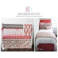 matching toddler and crib bedding 1000 images about design your own nursery baby bedding on