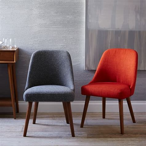west elm dining room chairs mid century dining chair west elm