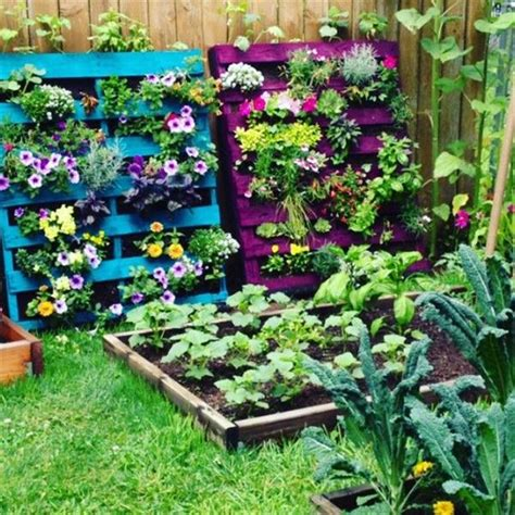 Build A Raised Planter Box by 11 Diy Pallet Planters Design Diy And Crafts