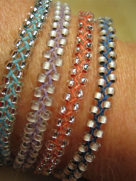 braided bead bracelet beaded braid bracelet dianne faw