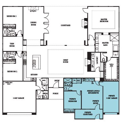 house plans with separate apartment house plans with apartment separate entrance bestapartment 2018