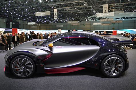 Citroen Survolt by Citroen Survolt Car Design News