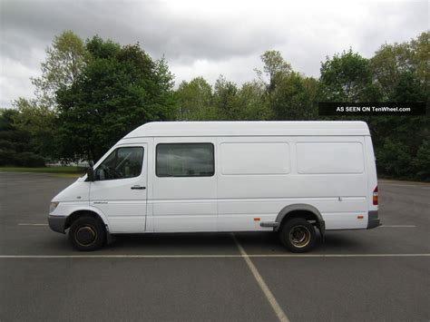 2006 Dodge Sprinter by 2006 Dodge Sprinter Cargo Information And Photos Momentcar