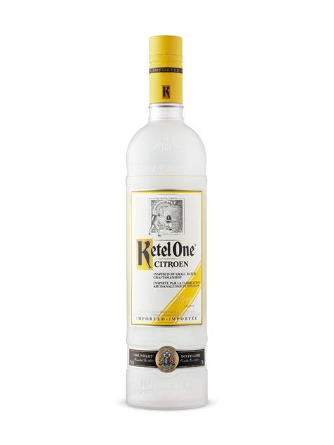 Ketel One Citroen Recipes by Ketel One Citroen Lcbo