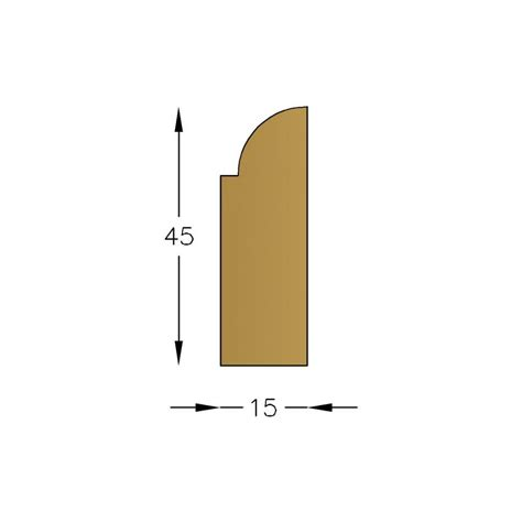 beading profiles moulding b751 southern yellow pine wrp timber