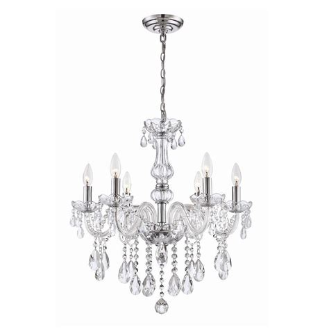 chandeliers home depot canada home decorators collection deamber collection 6 light