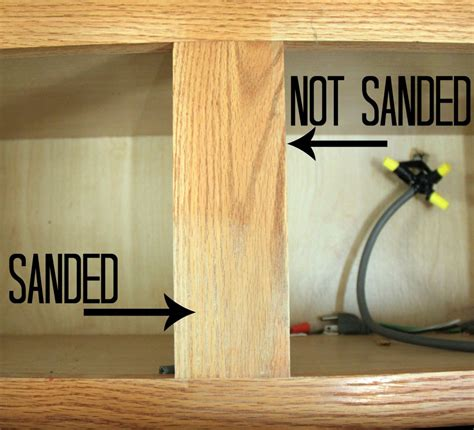 sanding and painting kitchen cabinets how to paint cabinets