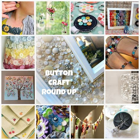 projects crafts button craft up button craft projects