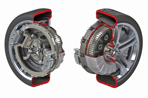 Automotive Electric Motor by Electric Motor Wheel Images