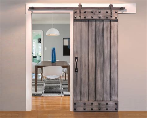 barn door hardware modern sliding room dividers dining room modern with barn door
