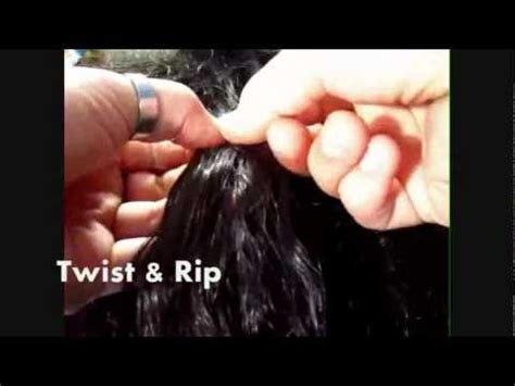 how to make dread how to make dreads 3 ways
