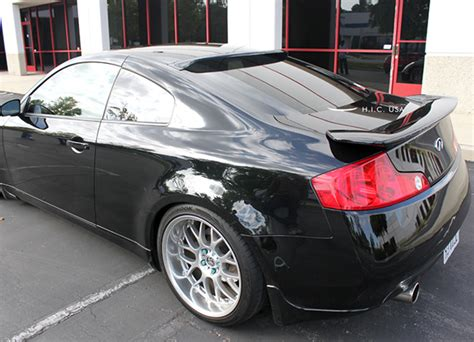 03 G35 Coupe by 03 07 Infiniti G35 Coupe Aero Parts Sport Compact Auto
