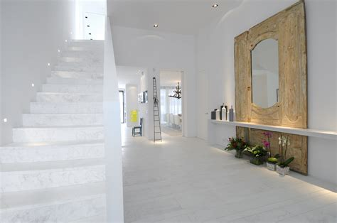 all white interiors beautiful all white house with pool