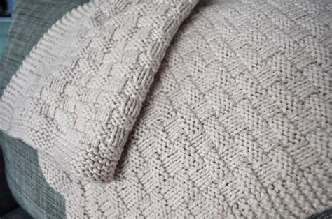 basket weave knit baby blanket pattern basketweave baby blanket knit crochet patterns
