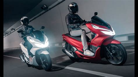 Pcx 2018 Color by 2018 New Honda Pcx125 Europe Photos Color Range