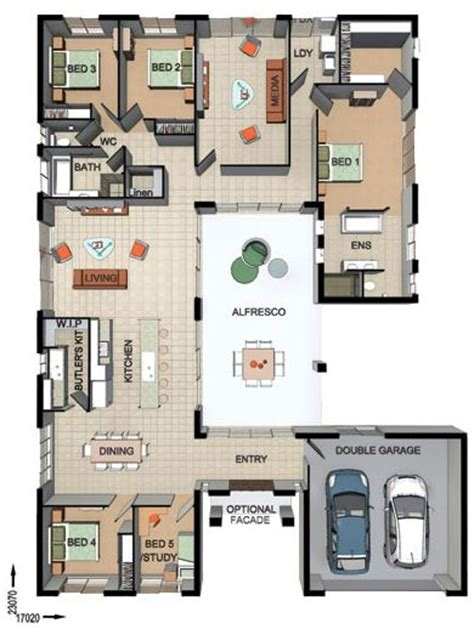 entertaining house plans 145 best ideas about floor plans on bedroom